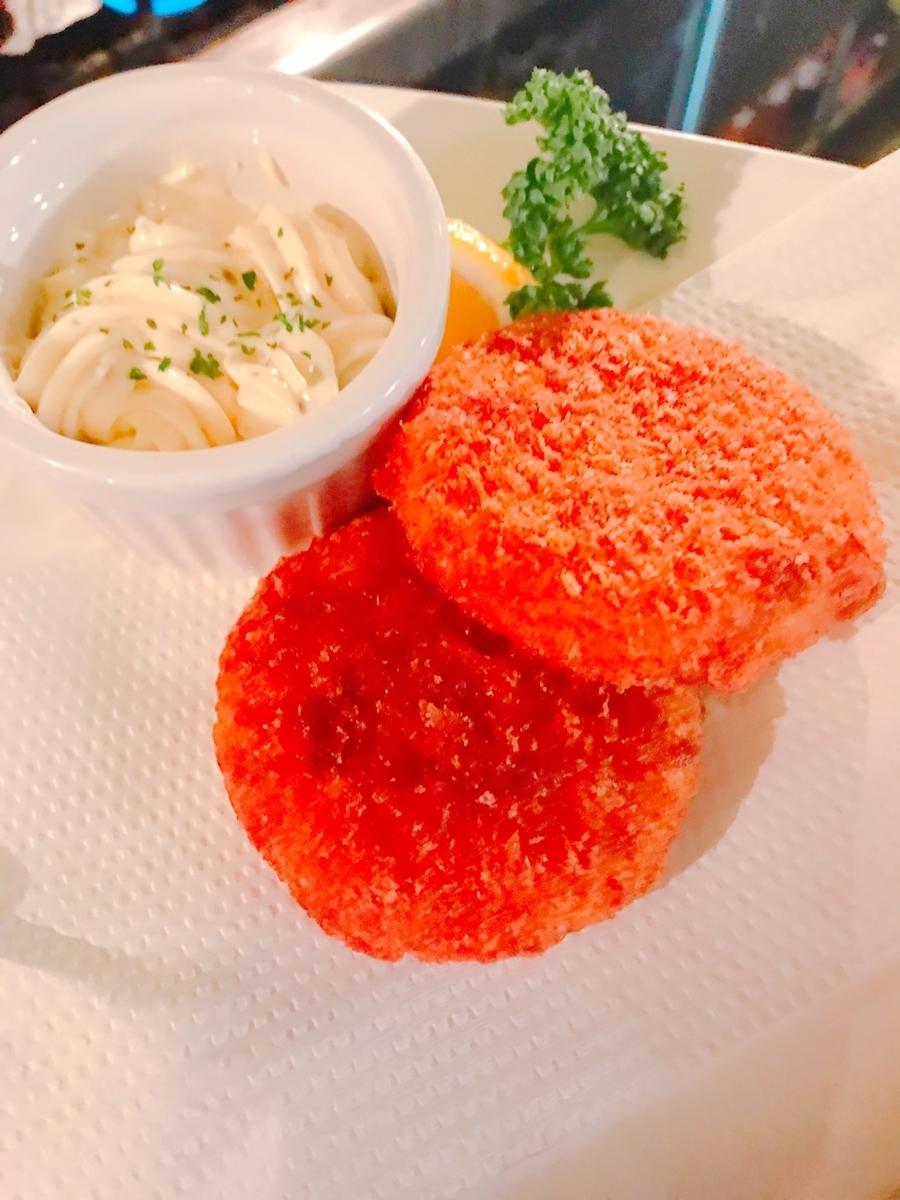 Shrimp Creamy Croquette
