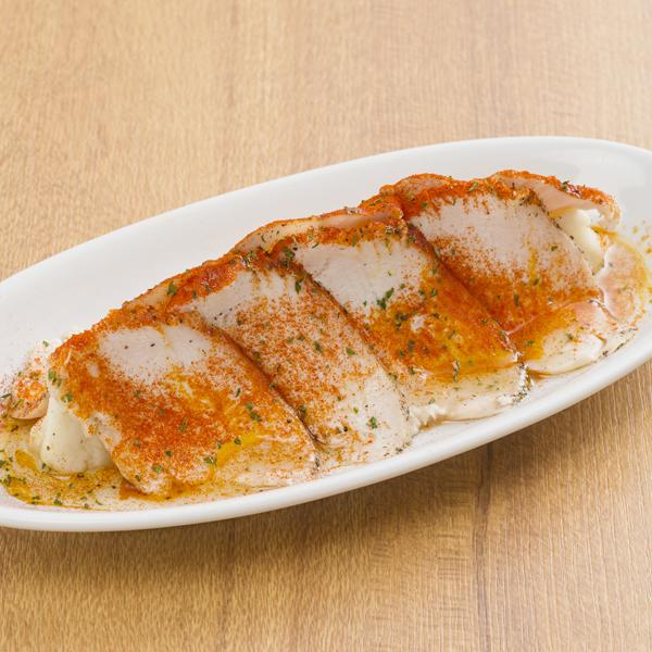 蒸鸡肉加西亚风格