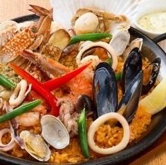 来真正的西班牙海鲜饭