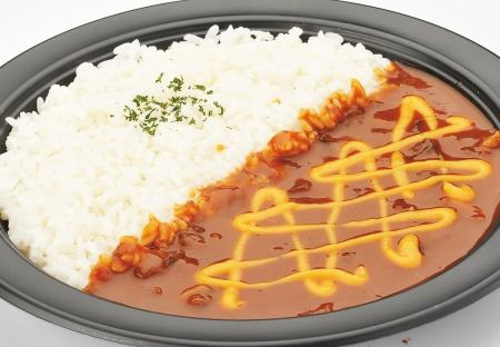 Cheese Hayashi Rice