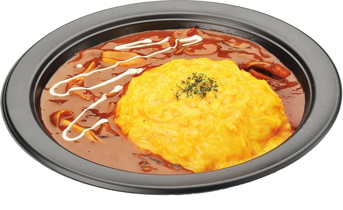 Hayashi醬煎蛋捲飯