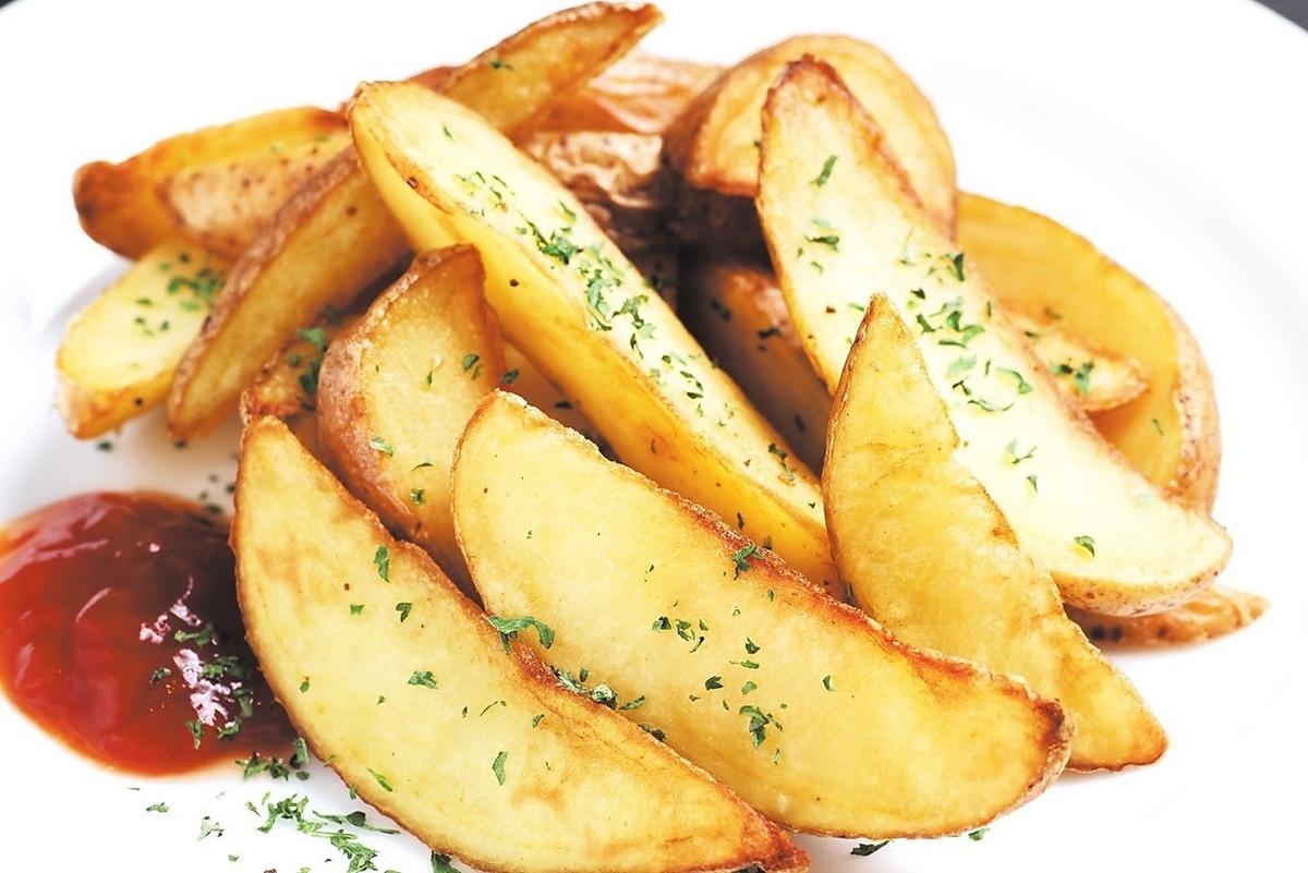 北海道炸薯條
