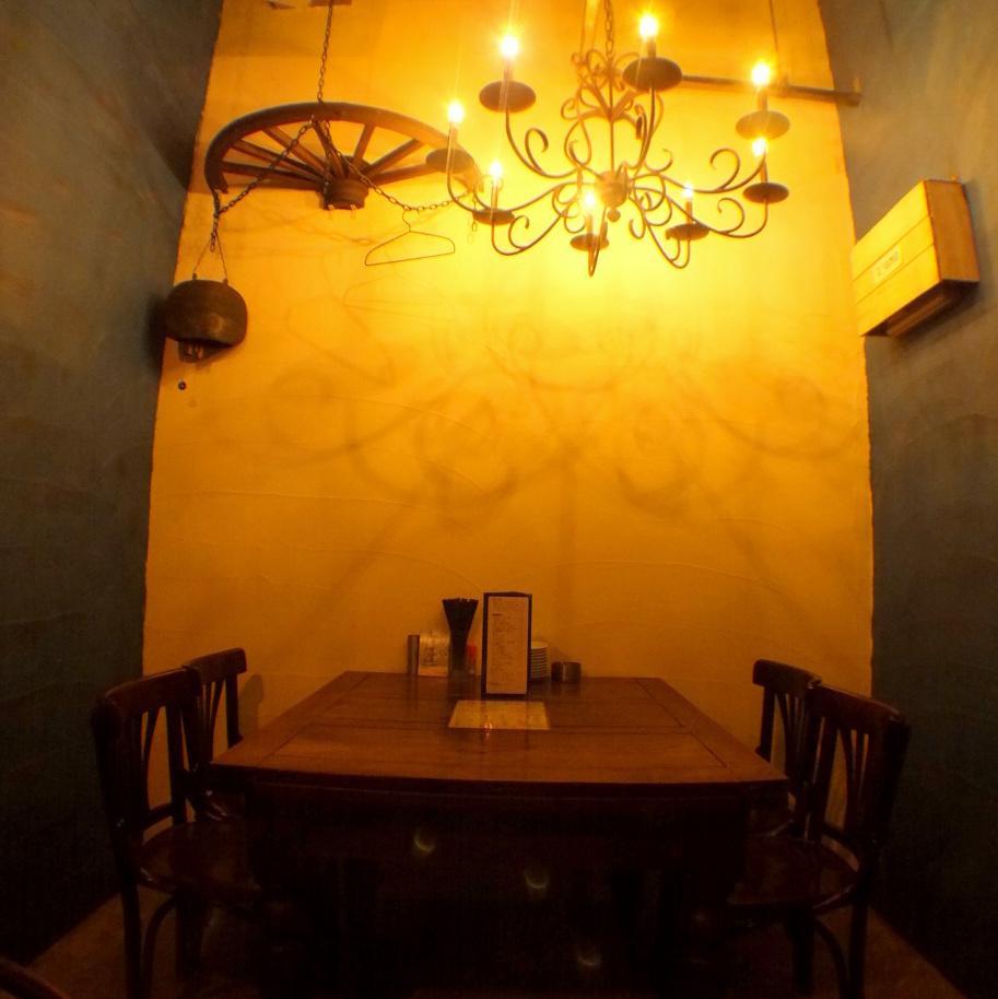 Exquisite yakitori & one dish ♪