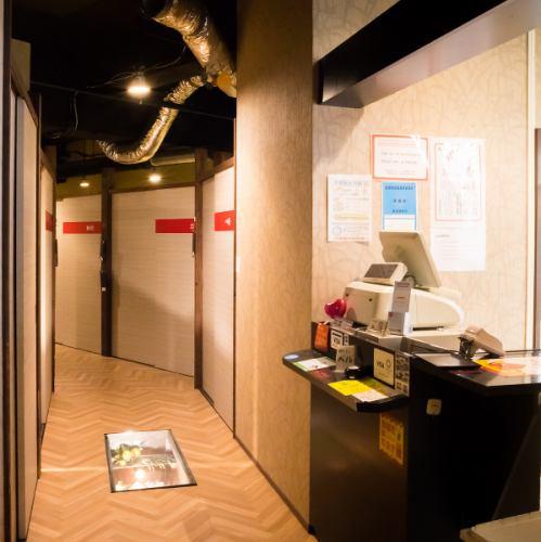 [JR][亀戸駅][北口][徒歩1分]☆北口を外に出てすぐ左手にある大きいビル★亀戸駅前で幹事様も安心の立地です!