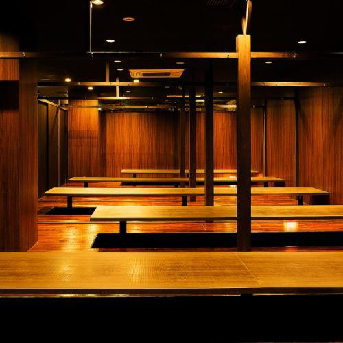 亀戸駅全席完全個室居酒屋