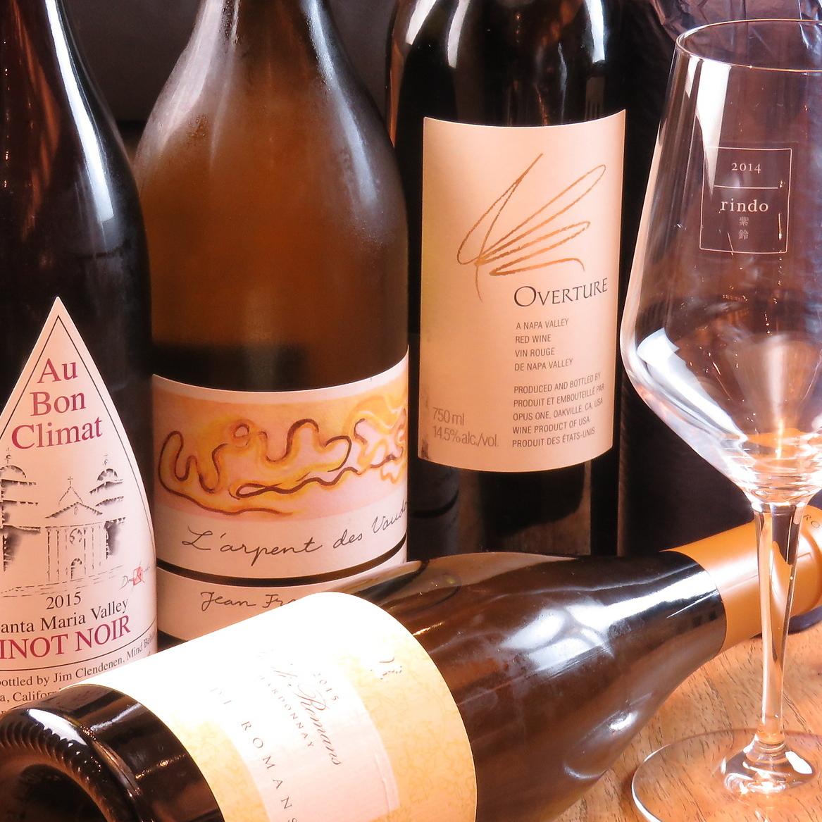 推薦葡萄酒