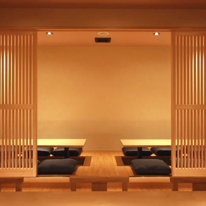 日本現代舒適的空間