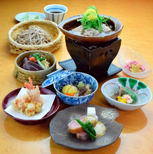 With unlimited drinks for 150 minutes 【Muomon) Random Course】 (tax included)