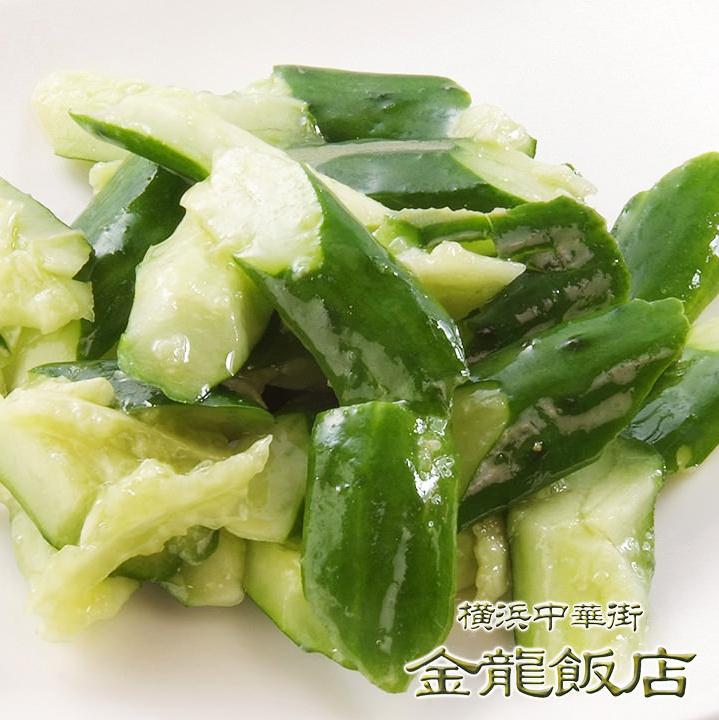 きゅうりの粗漬け (※写真)/野菜の甘酢漬け