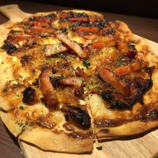 Tart of Franco - Alsace 's pizza ~