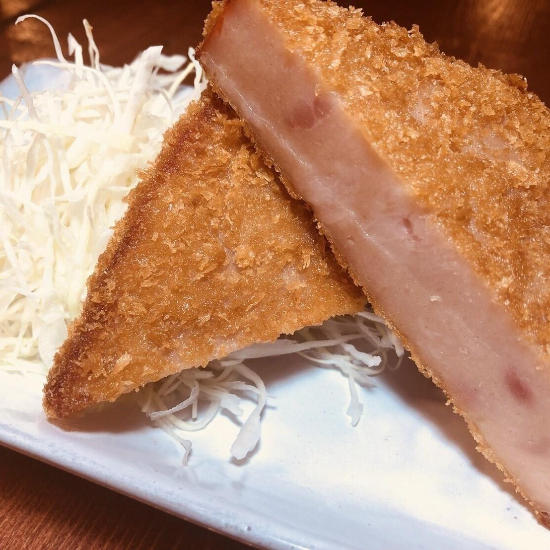 Ham cutlets