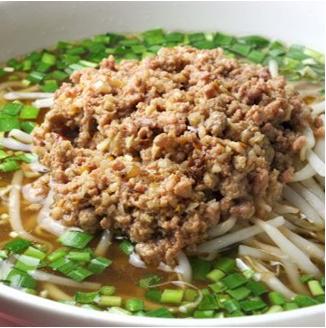台湾拉面☆其他丰富的菜单中国菜