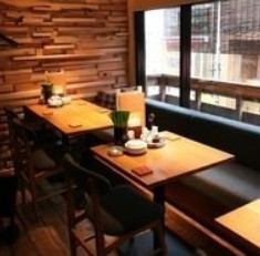 【2nd table seating】 Perfect for company banquet! Perfect for medium size banquet for 8 ~ 10 people ◎ 2F floor for the entire private room from 20 people up to 30 people OK!