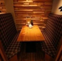 【2 F semi-private room】 There is a half-room available for 2 to 4 people.Also available for company banquets etc.