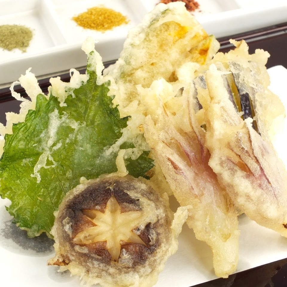 Today's Random Flavor (Seasonal vegetables Five Types of Seed / Seafood Five Types Sheng)