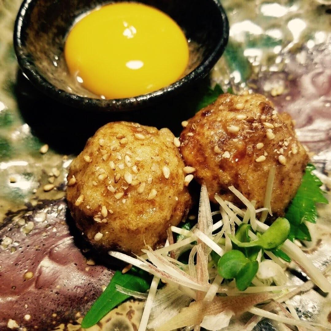 自製Tsukune /香腸