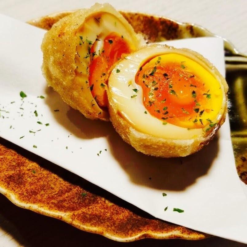 煮雞蛋/大石卷