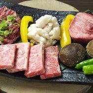 精緻的松阪牛肉試用5000日元套餐!