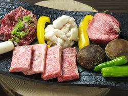 Exquisite Matsusaka beef trial 5000 yen course !!