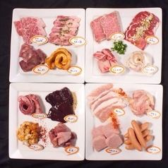 Yakiniku is our main focus, but we also a wide variety of small dishes