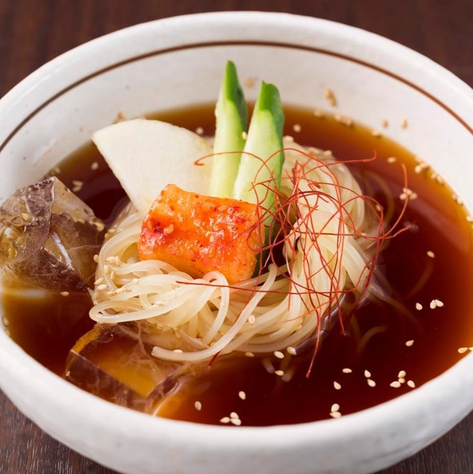 本場盛岡冷麺~旨味スープ~/~旨辛スープ~