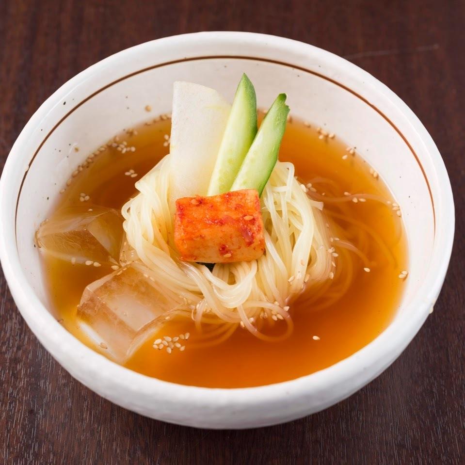本場盛岡冷麺(ハーフ)~旨味スープ~