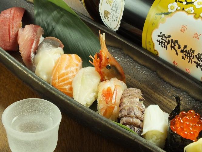 【21:00之后!有限的第二次聚会】90分钟的清酒>全友畅饮+小吃2,500日元各式各样