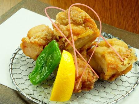 Tatsuta fried