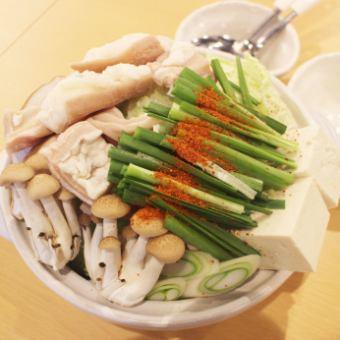 [附帶暢飲]選壺主體宴會套餐■用鍋,海鮮鍋,海鮮湯