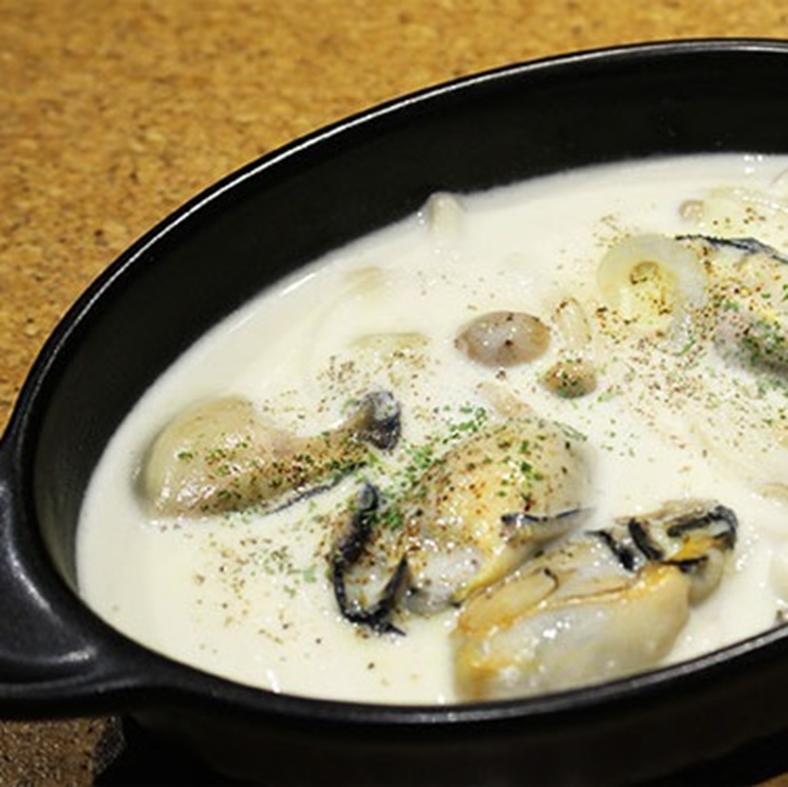 煮奶油牡蛎