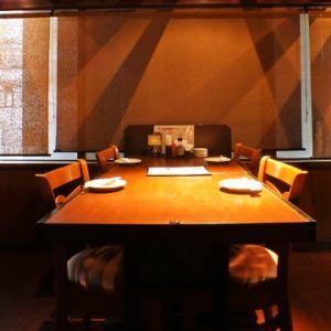 ★流川を一望できるラッキーなテーブル席★2名様~40名様までご利用可能です。