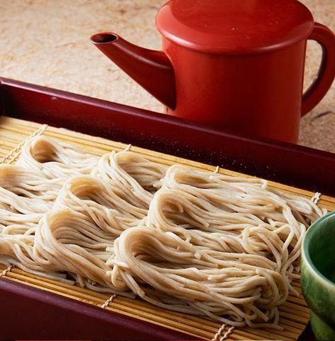 最高なのど越し☆自家製十割のへぎ蕎麦を京橋で!
