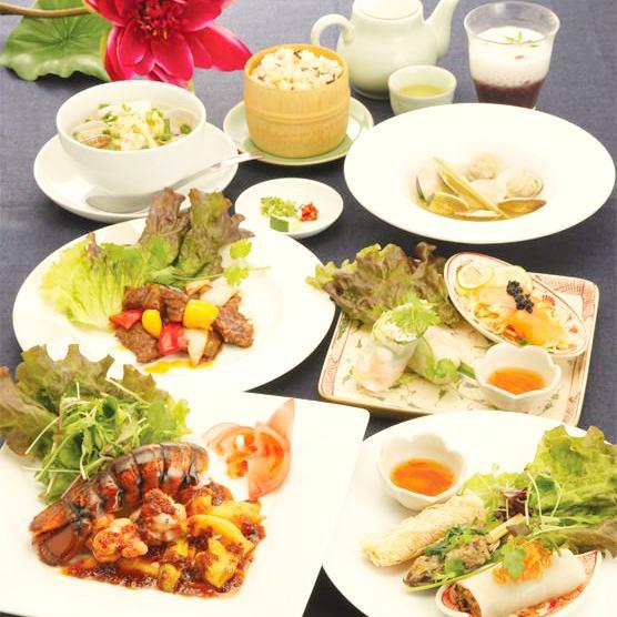 ■本格ベトナム料理を堪能!■飲み放題付きコース3900円から有り!