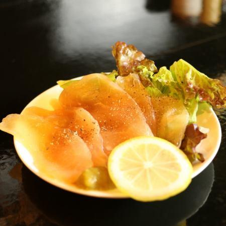 Bird Ham from Kyushu