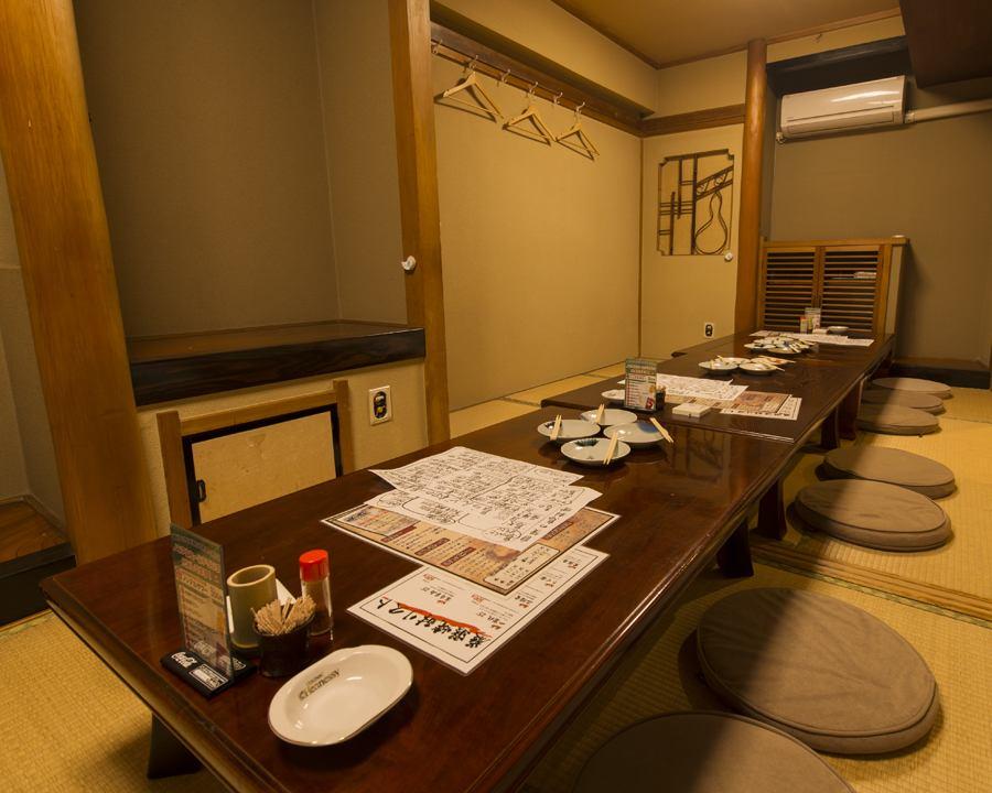 从水户站北!宴会OK !!在一个完全私人的房间有5分钟的步行路程