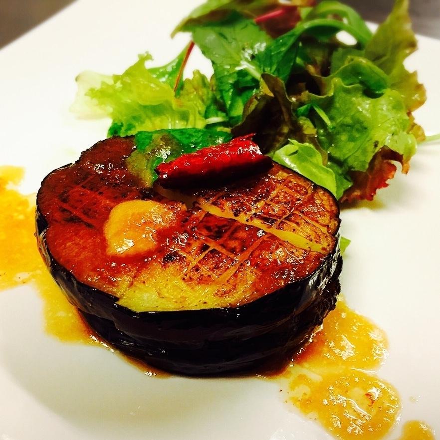 茄子牛排丸和平的基础调味汁