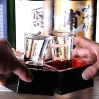 [Single item premium all you can drink] 120 minutes All you can drink 2,000 yen (excluding tax) Local sake in Tohoku region, fruit wine as well