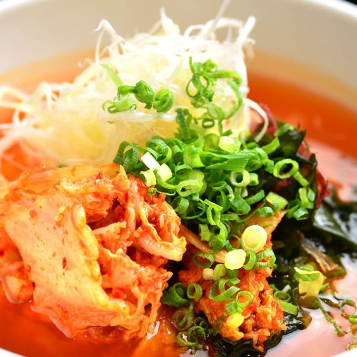 Morioka Cold Noodle