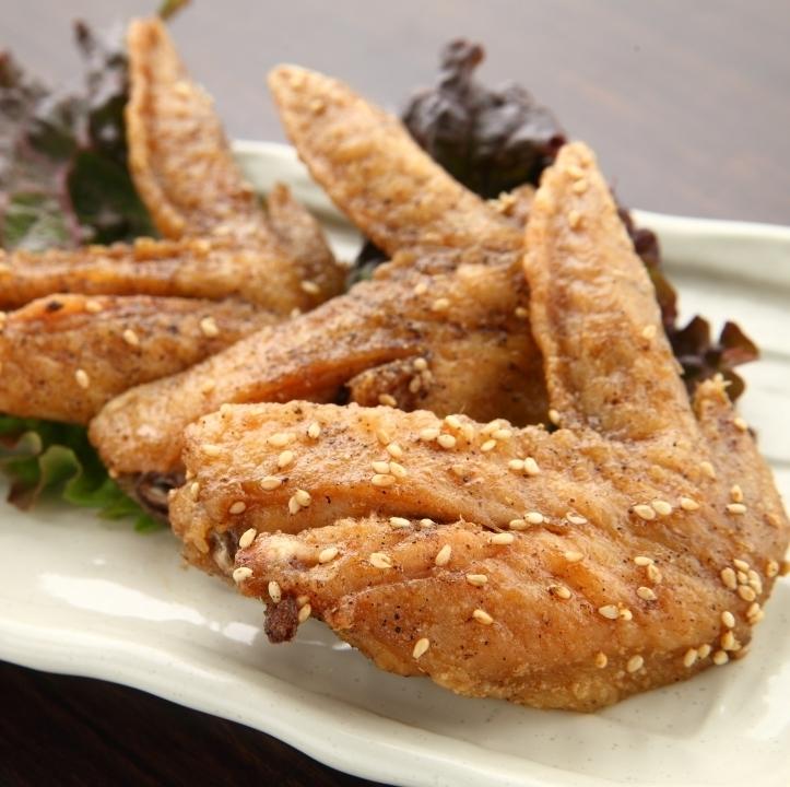 닭 날개 매콤한
