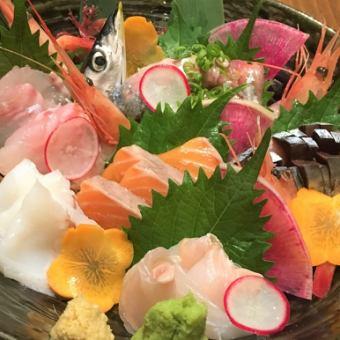 【生付飲放120分!!】こだわりの食材を使用!大満足の5500円コース★