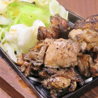 Specialty !! brand chicken also grilled charcoal fire