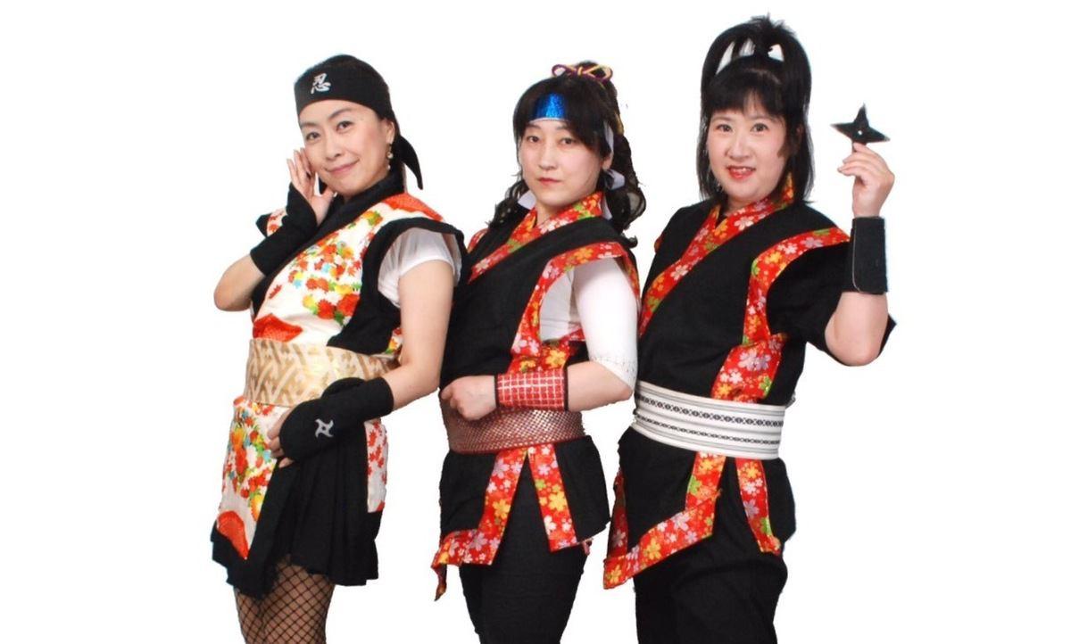 Kunoichi Unit ★ Flower Ranbu