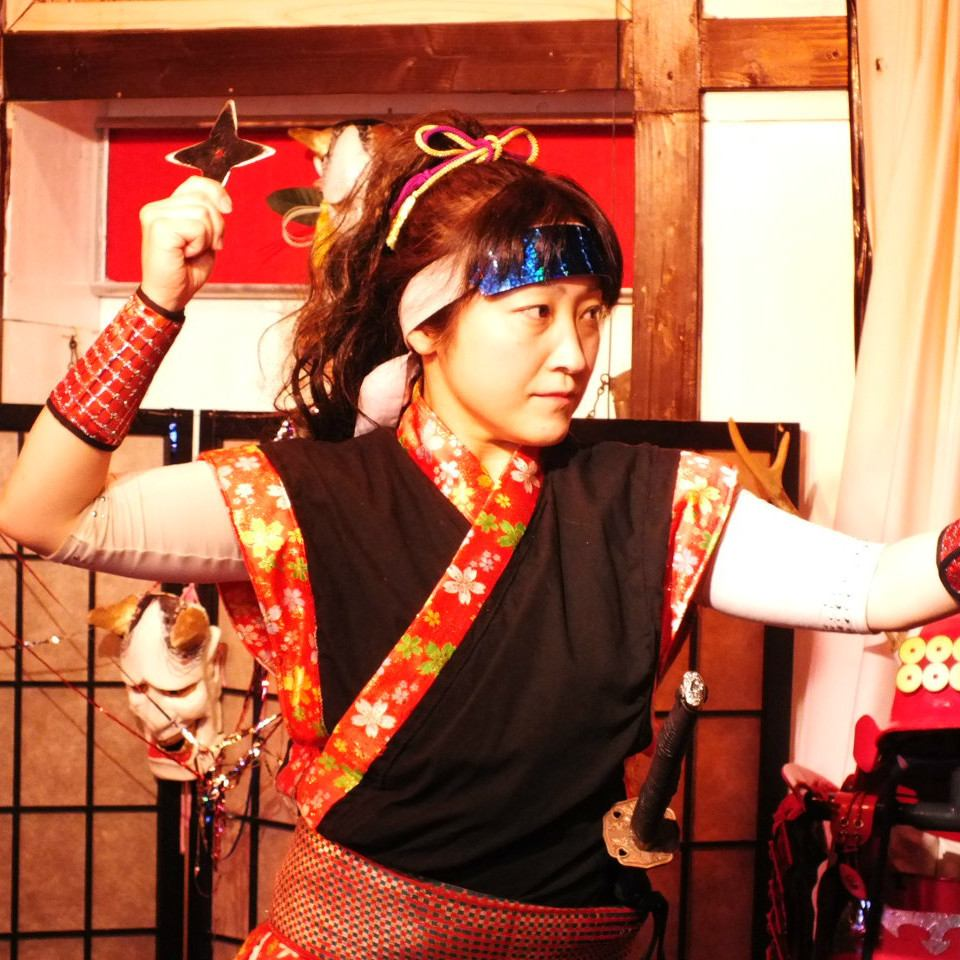 During the daytime, congratulation day, ninja experience ★
