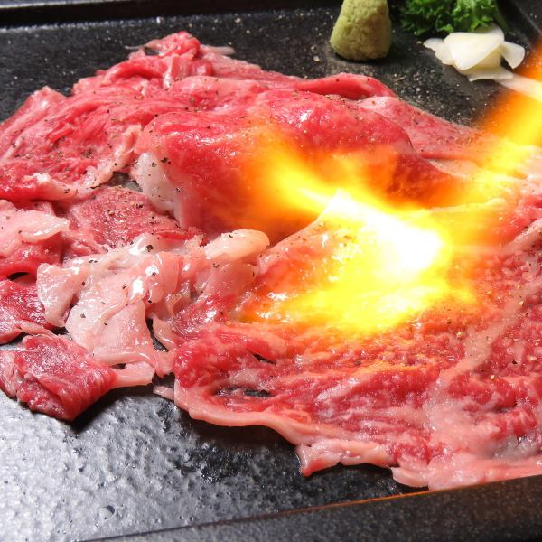 Kirigatakogen beef rib roasted meat sushi 2 pcs