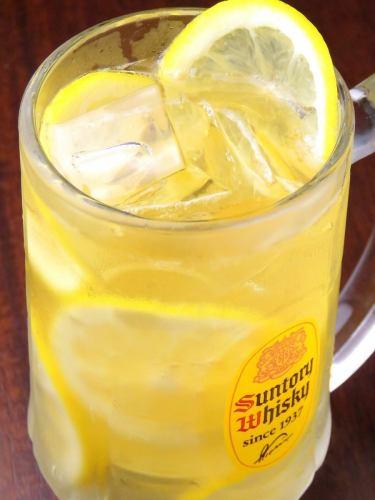 めっちゃレモンハイボール