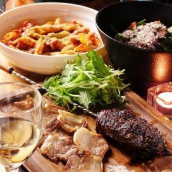 Group must see! 8 items 2H drink all you can drink at 4480 yen! 【YOLO Standard Course】