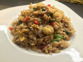 [CHAUFA DE MARISCOS] Seafood Fried Rice