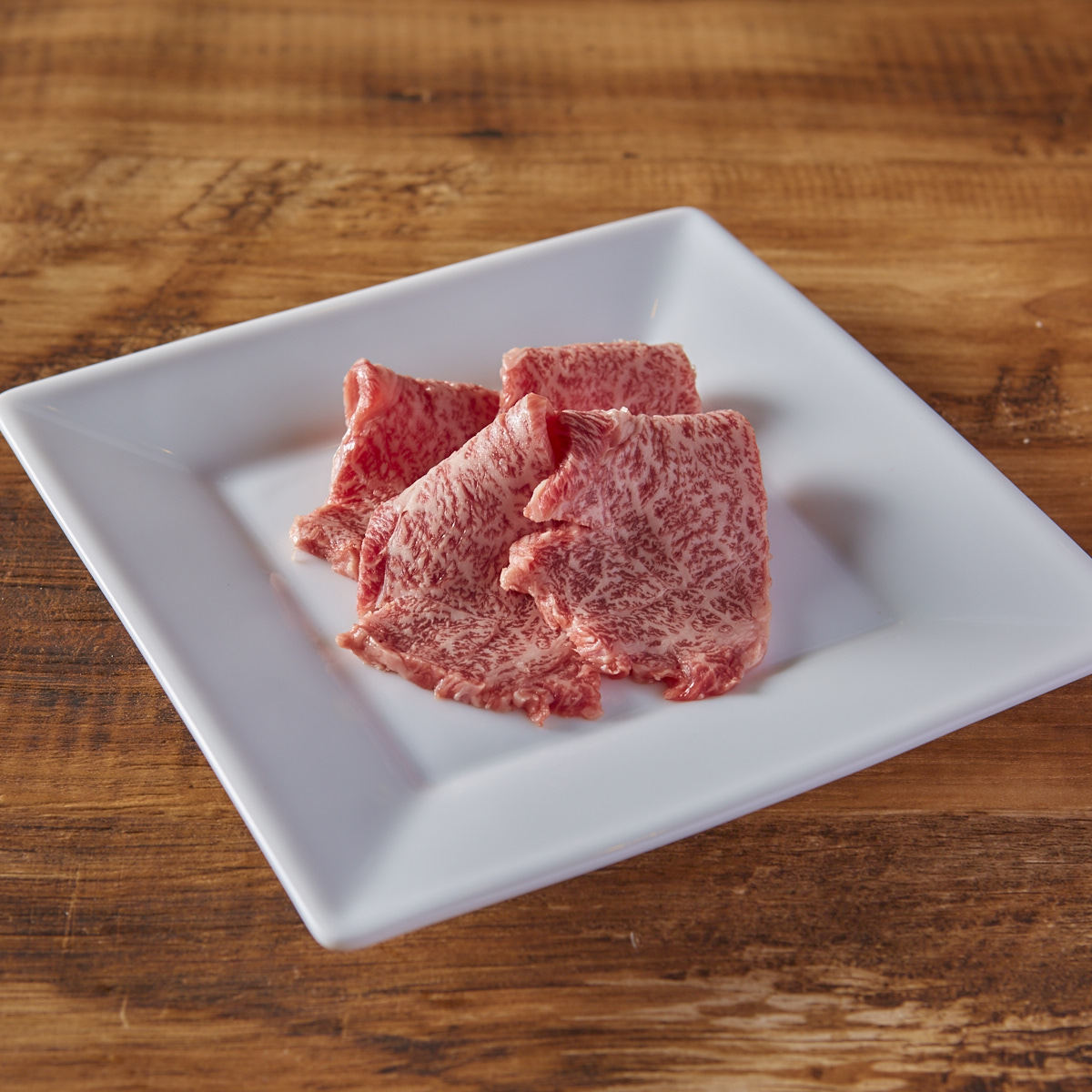 Domestic Japanese black beef A 5 special meat