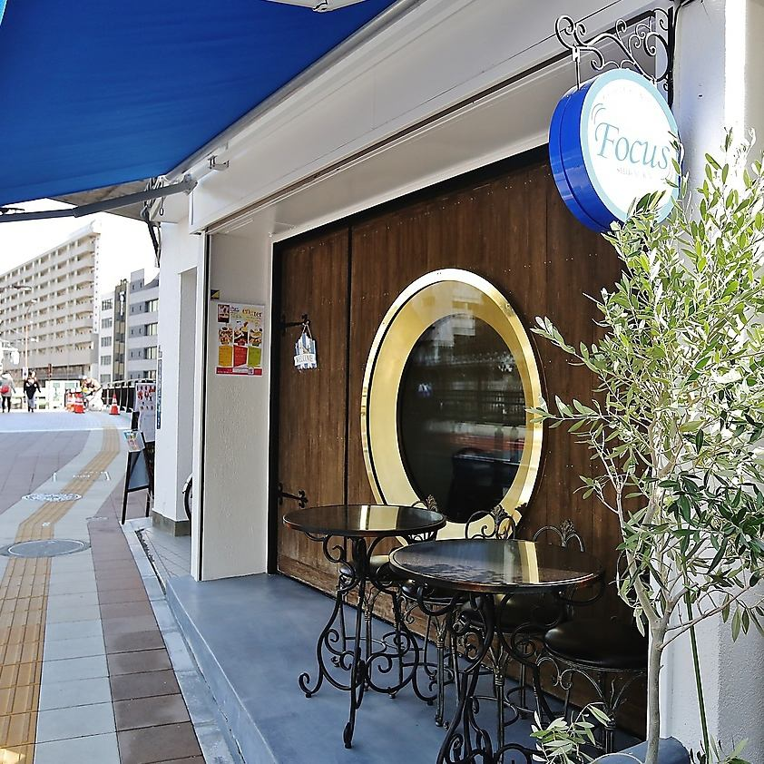 Tamachi Station 2 mins walk !! Mediterranean Resort Restaurant & Bal ◎ along the Shibaura Canal You can rent for up to 60 guests!