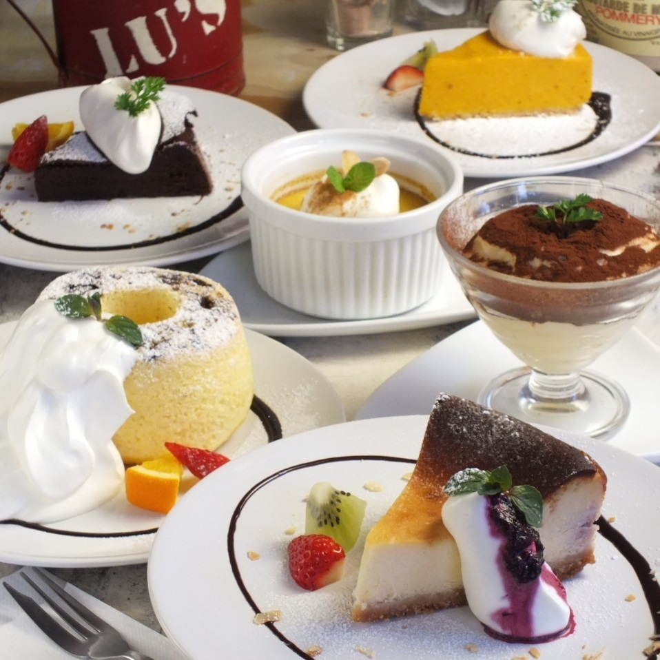 Popular with women ♪ homemade dessert ★